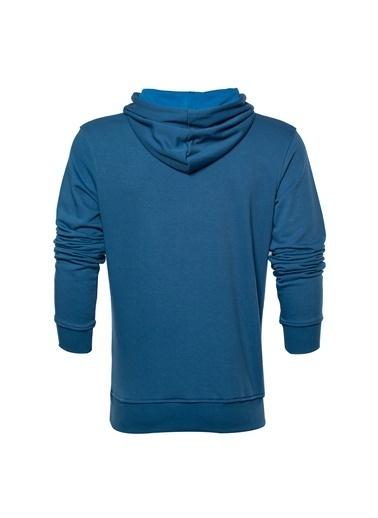 New Balance Erkek Retro Sweatshirt MPH023-SONGri Gri